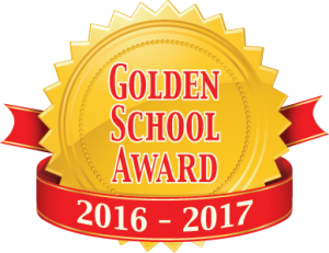 Golden School Award 2016 - 2017