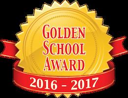 gold school award