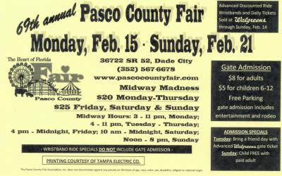 Pasco County Fair