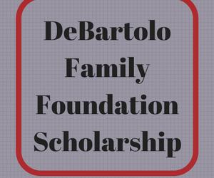 DeBartolo Family Foundation Scholarship