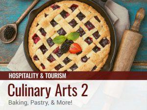 Culinary Arts 2
