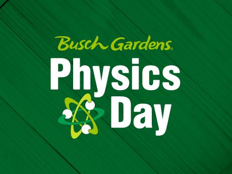 Busch Gardens Physics Day