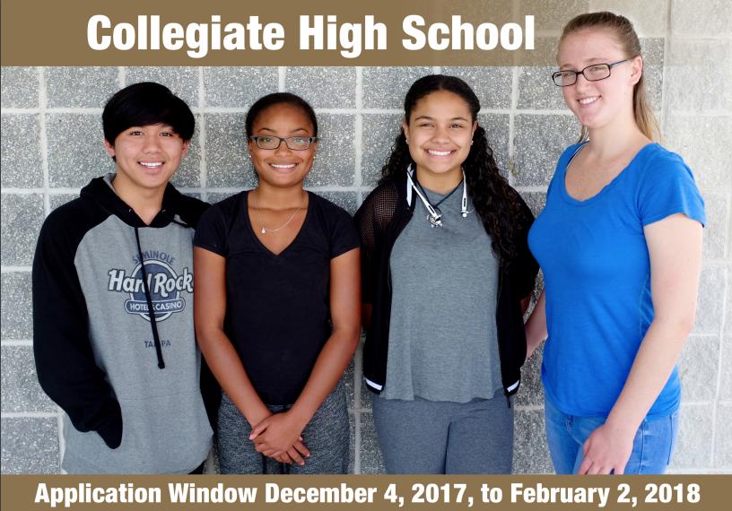 Collegiate High School Program